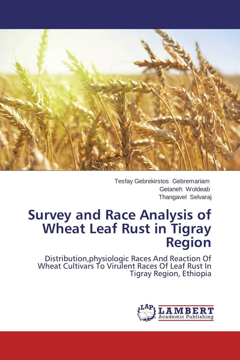 Survey and Race Analysis of Wheat Leaf Rust in Tigray Region natural enemy fauna in rice wheat system of india
