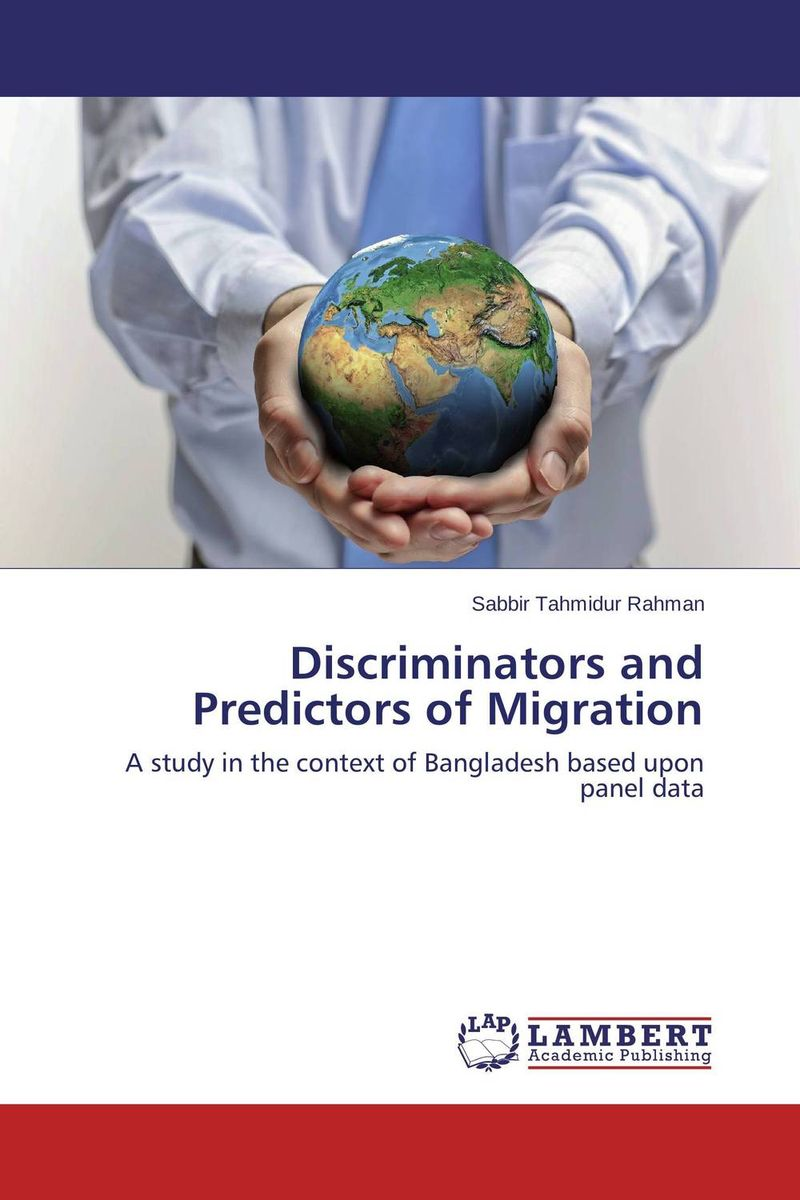 Discriminators and Predictors of Migration an economic analysis of international student migration