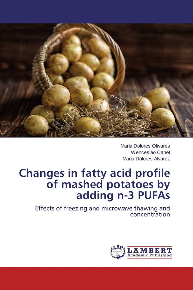 Changes in fatty acid profile of mashed potatoes by adding n-3 PUFAs adding value to the citrus pulp by enzyme biotechnology production