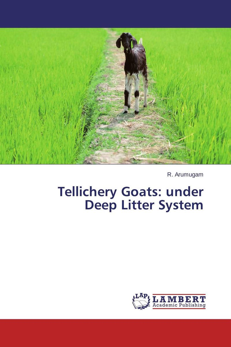Tellichery Goats: under Deep Litter System lesions of skin of sheep and goats due to external parasites
