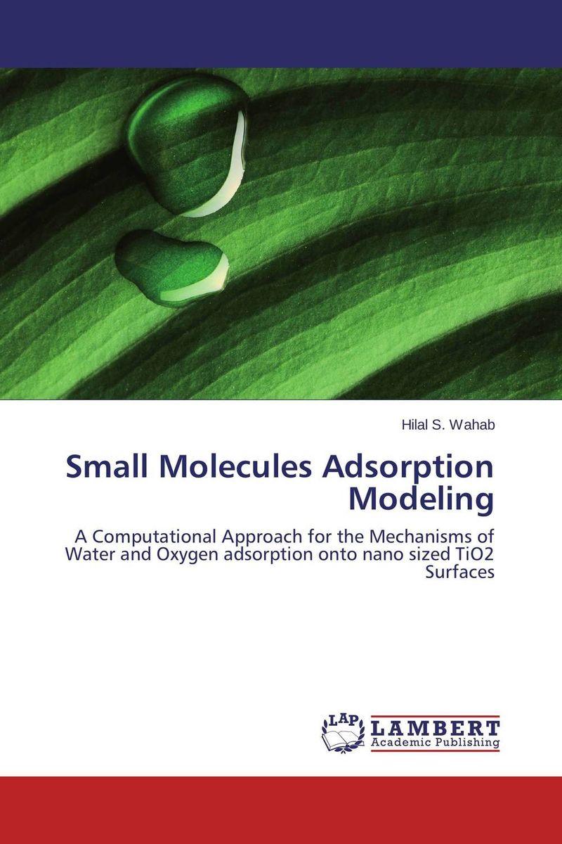Small Molecules Adsorption Modeling ballu tio2