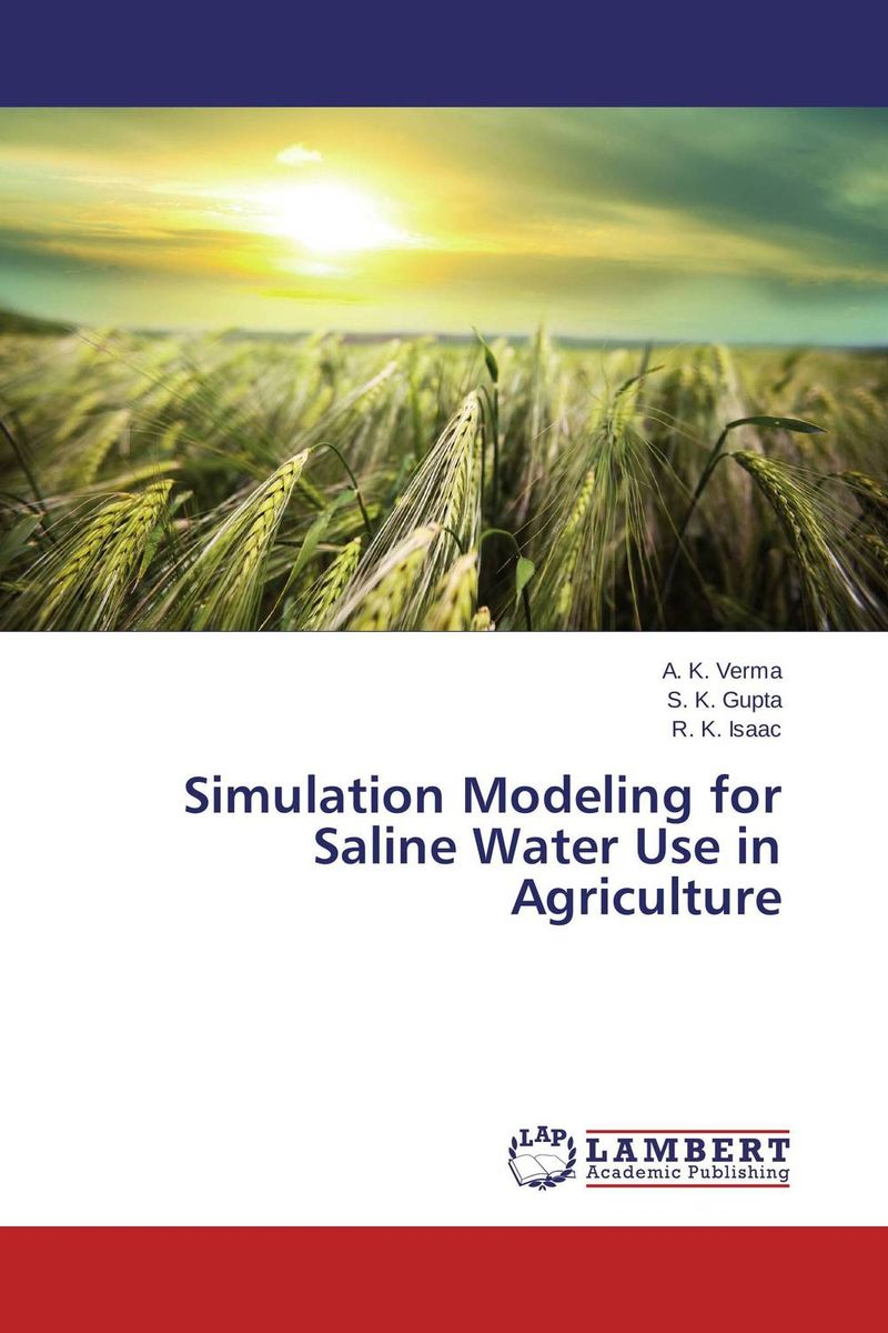 Simulation Modeling for Saline Water Use in Agriculture bride of the water god v 3