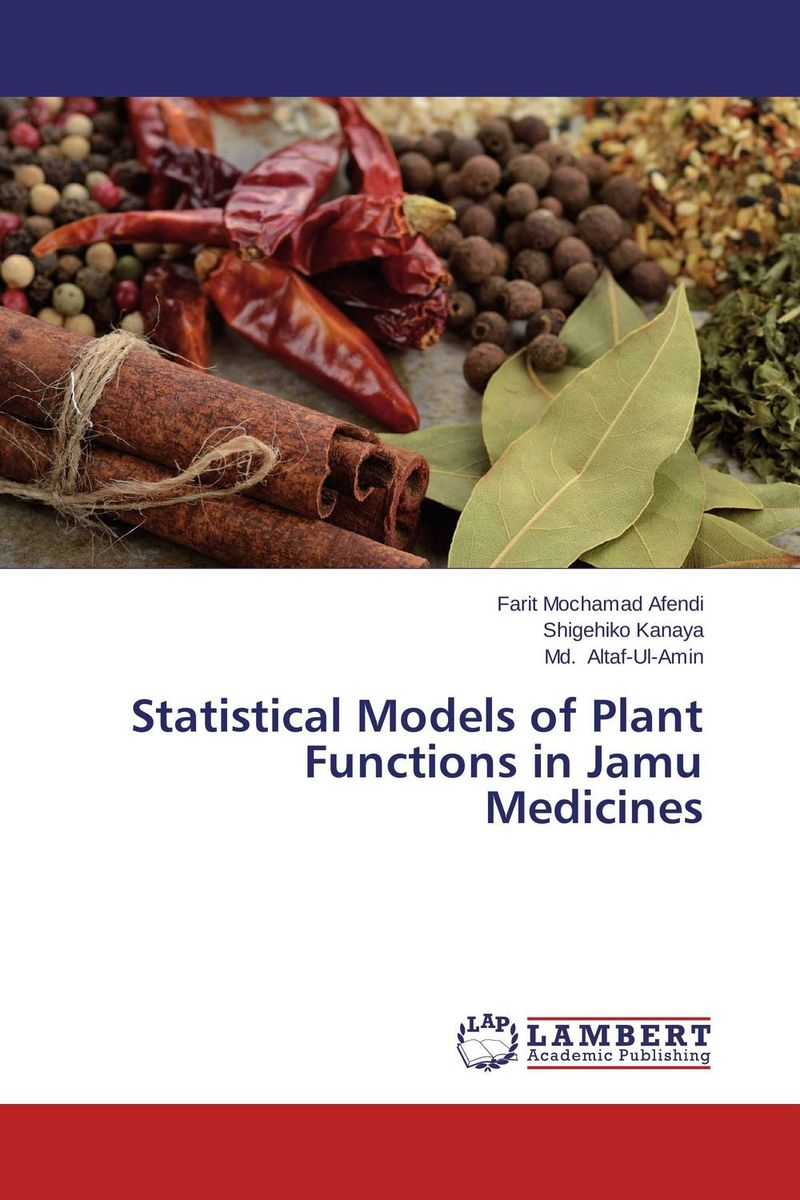 Statistical Models of Plant Functions in Jamu Medicines