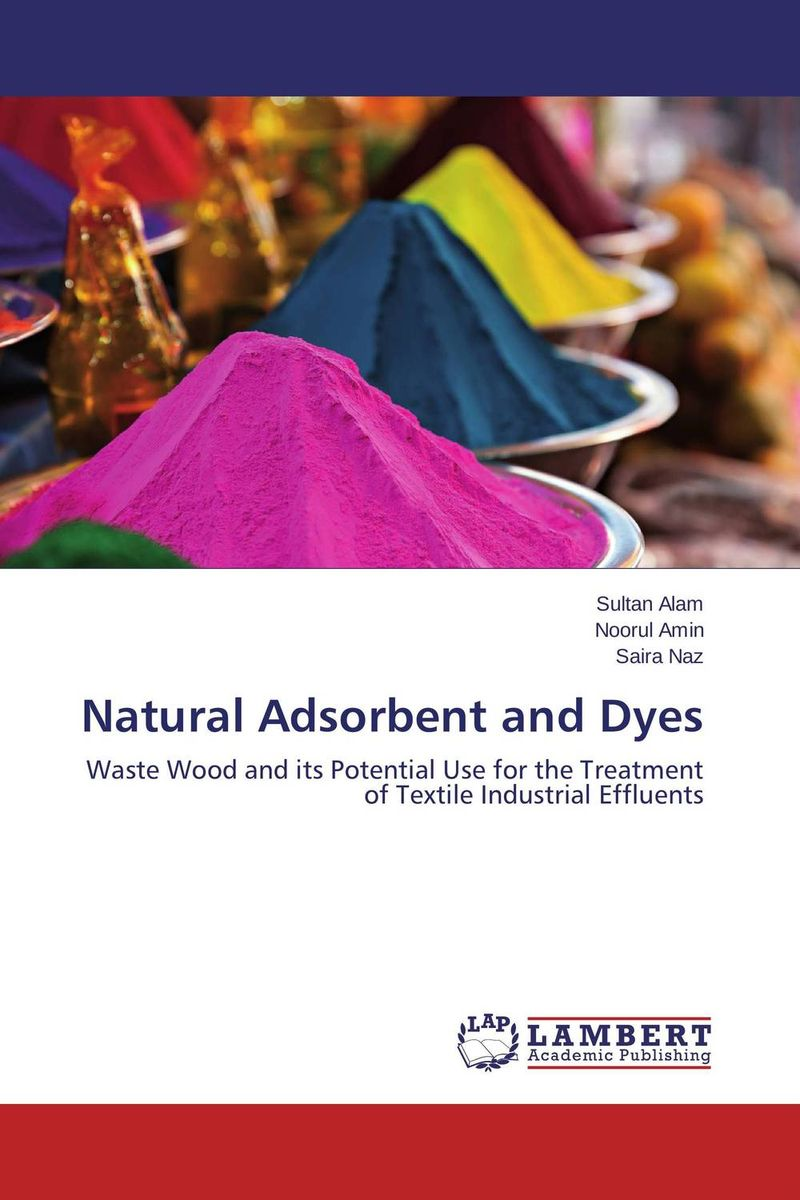 Natural Adsorbent and Dyes natural dyes for textiles