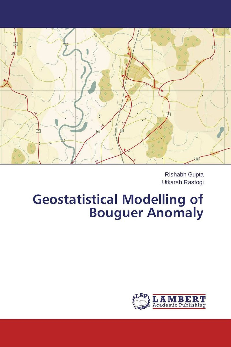 Geostatistical Modelling of Bouguer Anomaly the space between us