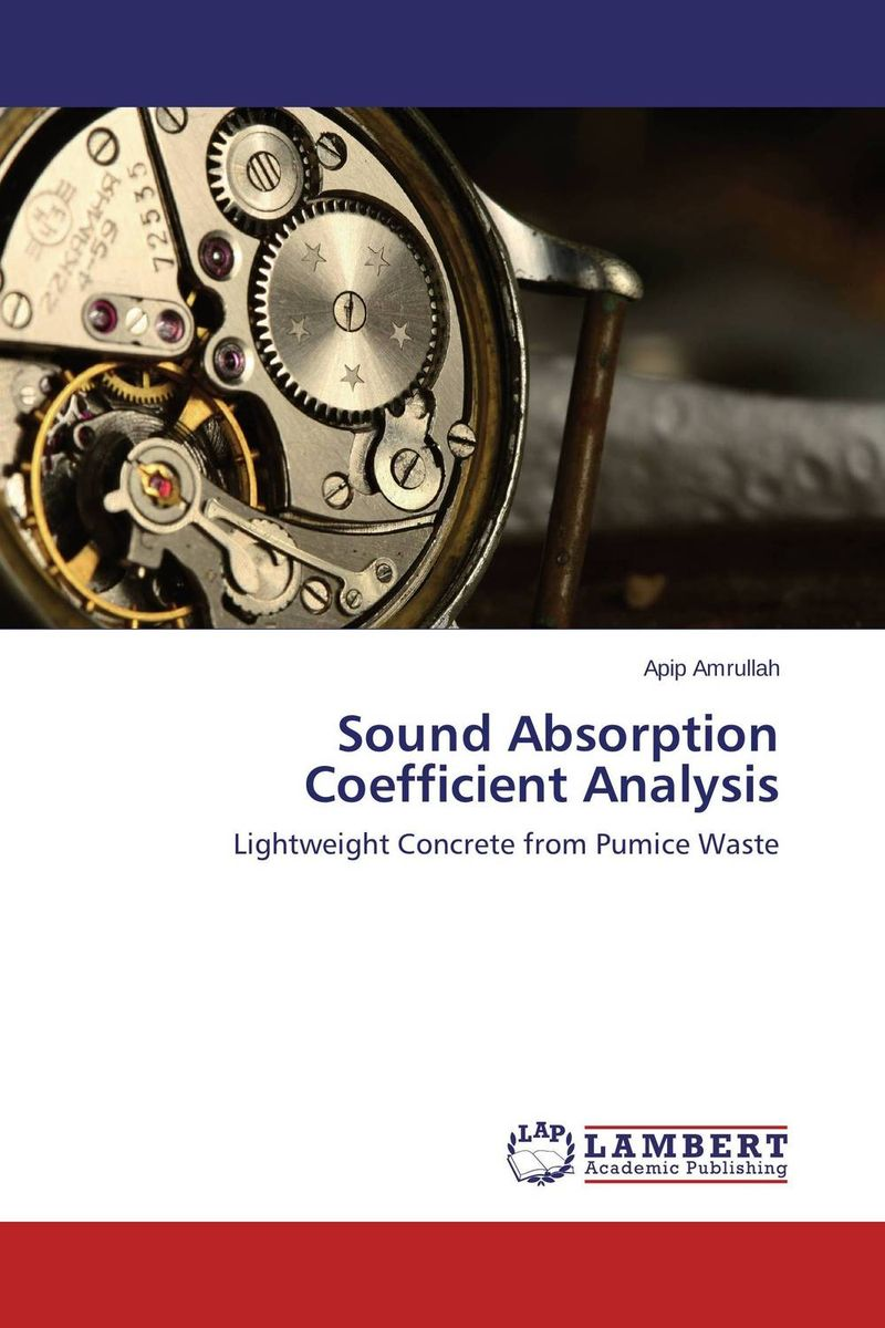 Sound Absorption Coefficient Analysis sound absorption coefficient analysis