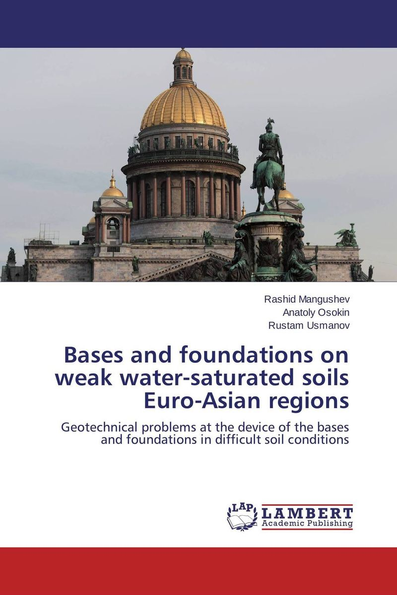 Bases and foundations on weak water-saturated soils Euro-Asian regions dr david m mburu prof mary w ndungu and prof ahmed hassanali virulence and repellency of fungi on macrotermes and mediating signals