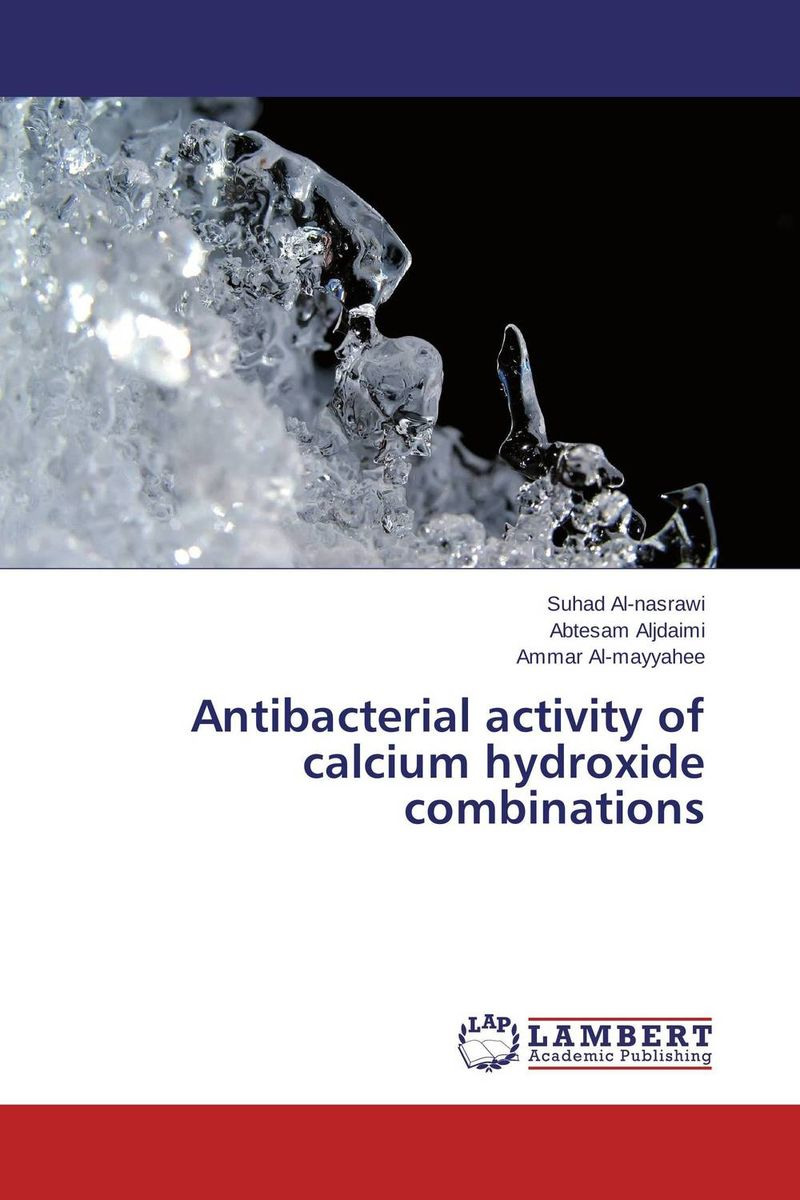 Antibacterial activity of calcium hydroxide combinations root and canal morphology of third molar