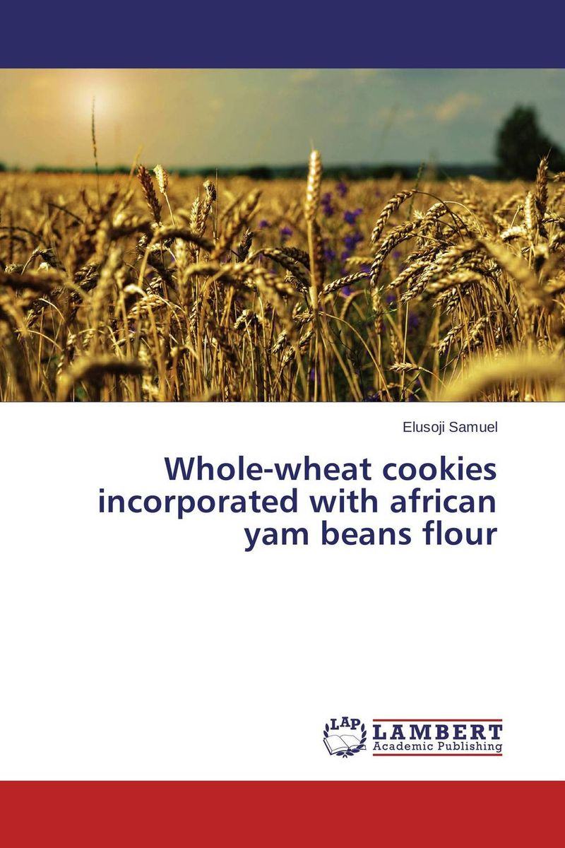 Whole-wheat cookies incorporated with african yam beans flour viruses infecting yam in ghana togo and benin in west africa