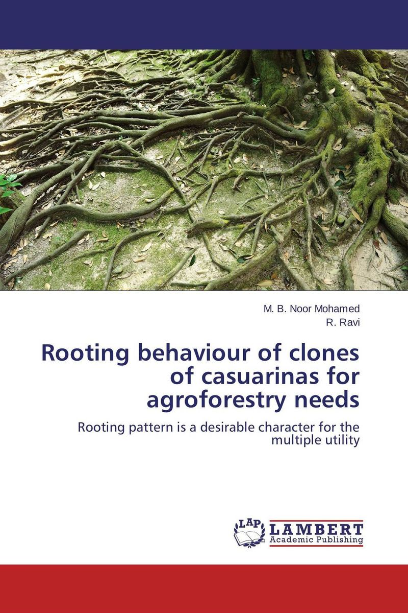 Rooting behaviour of clones of casuarinas for agroforestry needs role of women in agroforestry practices management