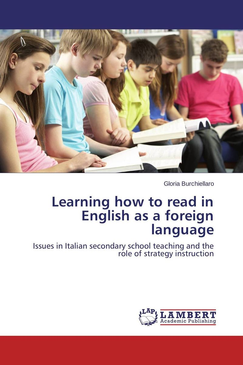 Learning how to read in English as a foreign language silence in foreign language learning