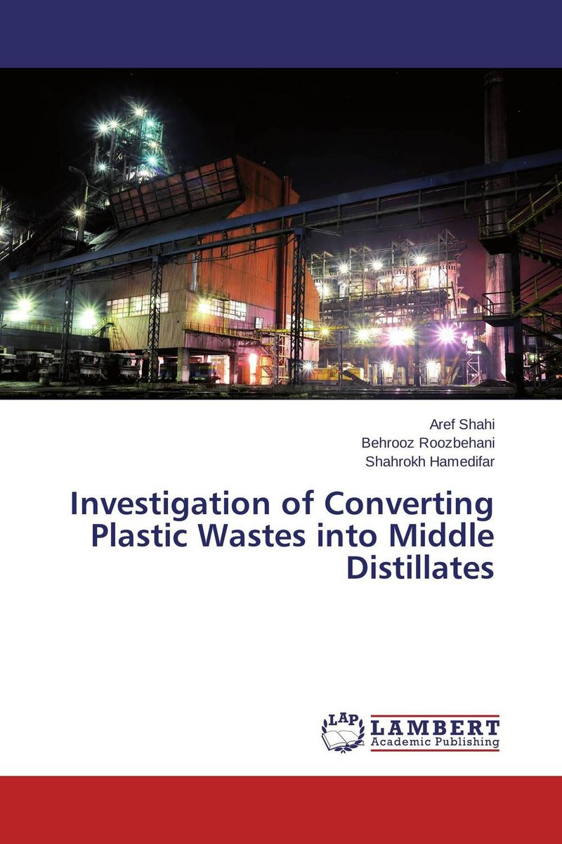 Investigation of Converting Plastic Wastes into Middle Distillates swapna nair and m r anantharaman investigation on the nanomagnetic materials and ferrofluids