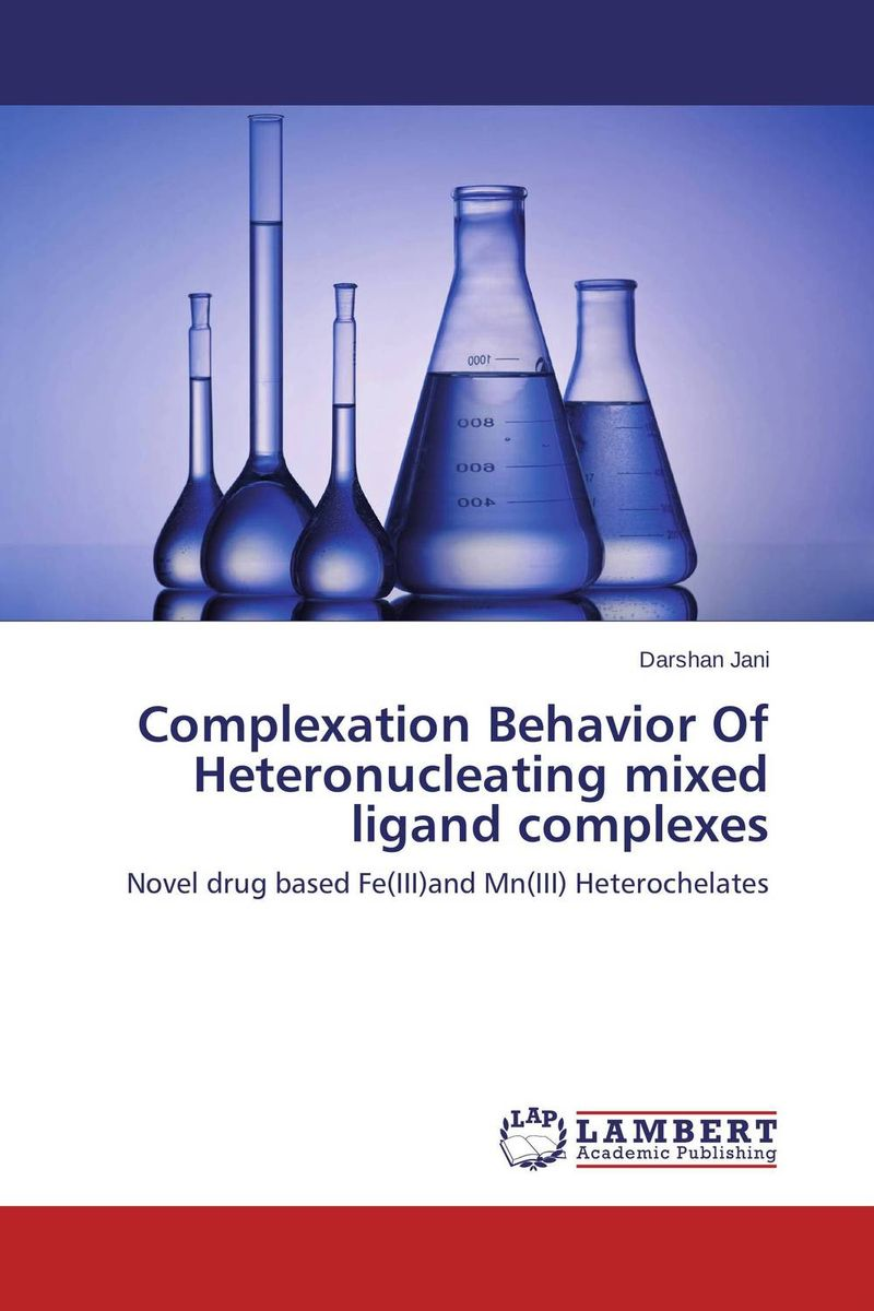 Complexation Behavior Of Heteronucleating mixed ligand complexes spectroscopic studies on some novel complexes