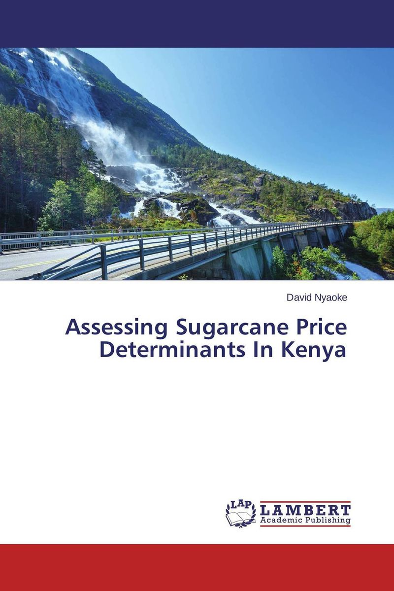 Assessing Sugarcane Price Determinants In Kenya alexander elder the new sell and sell short how to take profits cut losses and benefit from price declines