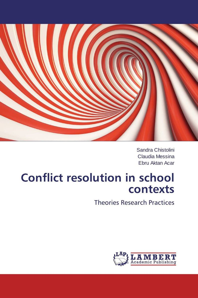 Conflict resolution in school contexts
