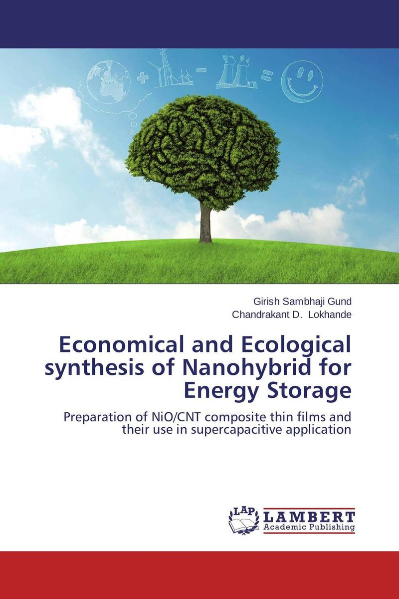 Economical and Ecological synthesis of Nanohybrid for Energy Storage