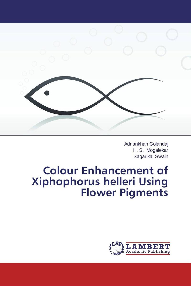 Colour Enhancement of Xiphophorus helleri Using Flower Pigments genotoxic potential in fishes