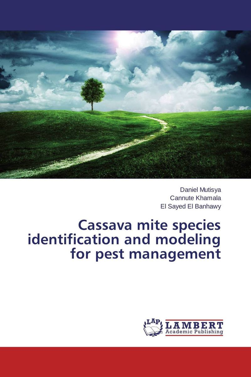 Cassava mite species identification and modeling for pest management mb green green pest management in cotton