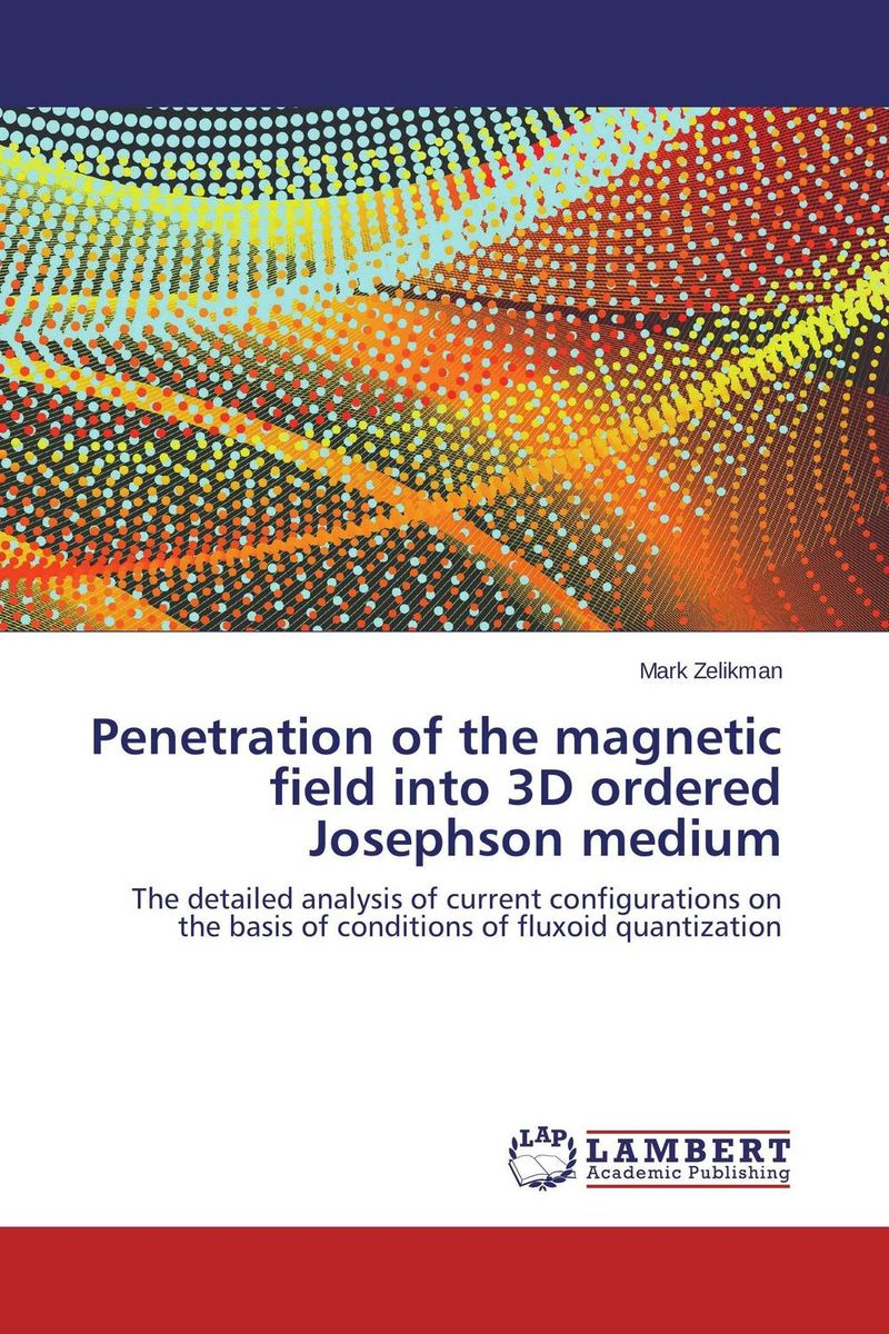 Penetration of the magnetic field into 3D ordered Josephson medium muhammad haris afzal use of earth s magnetic field for pedestrian navigation