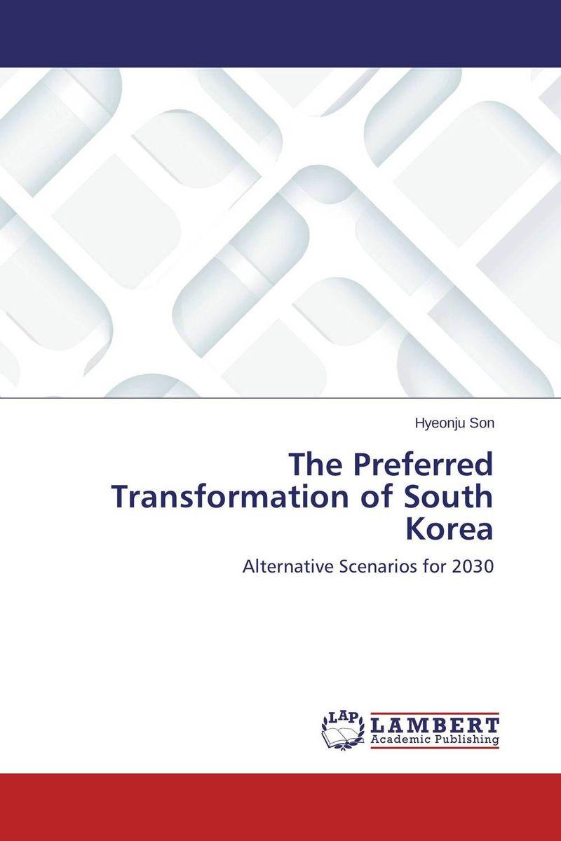 The Preferred Transformation of South Korea desierto – memories of the future paper