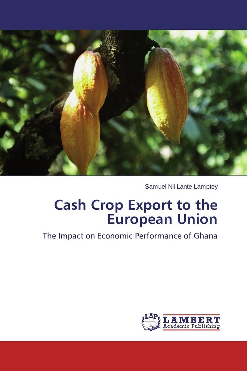 Cash Crop Export to the European Union development of the third european union maritime safety package