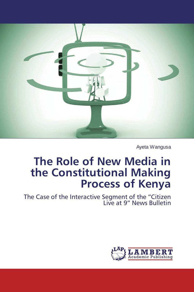 The Role of New Media in the Constitutional Making Process of Kenya бейсболка truespin brain my fuck black o s