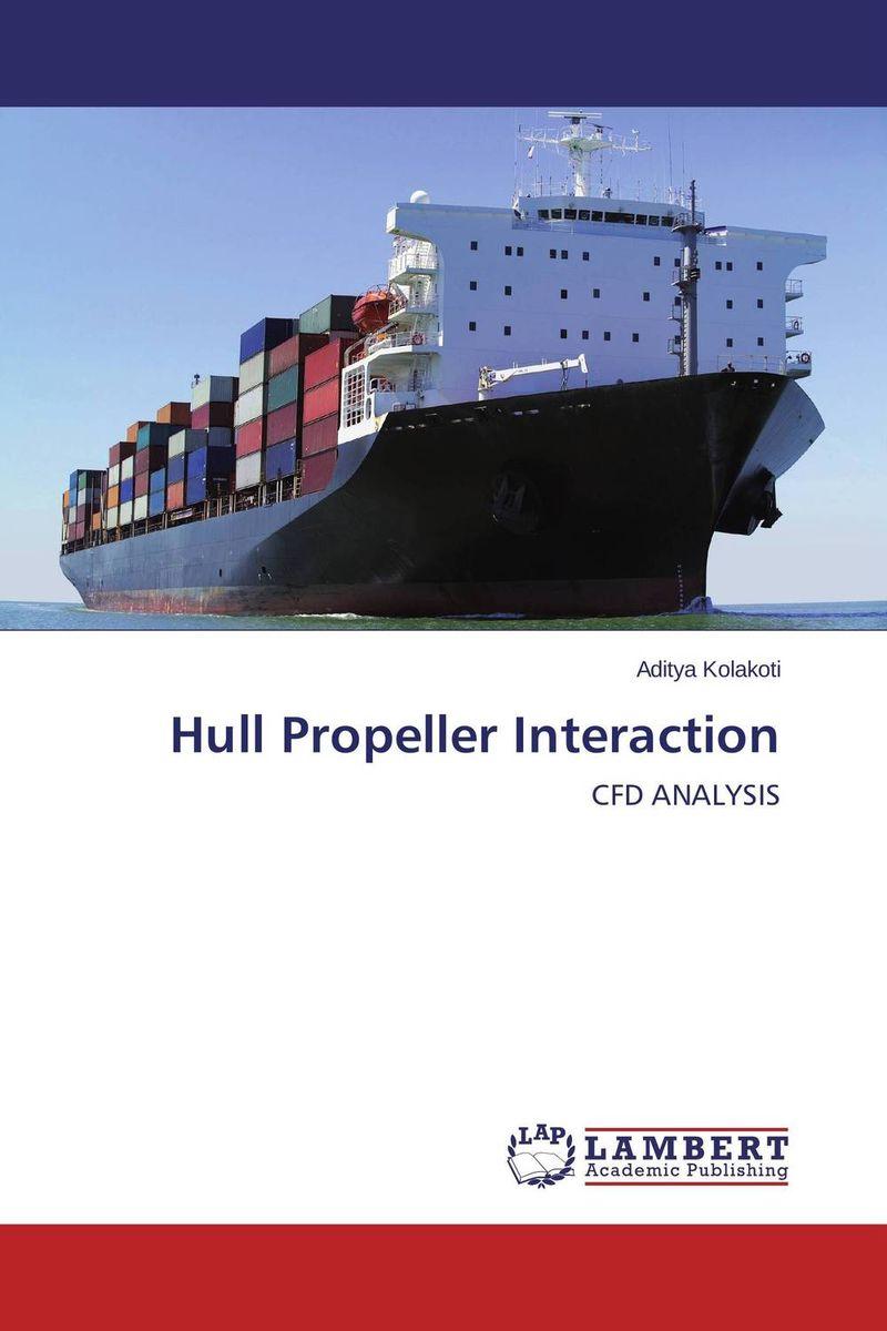 Hull Propeller Interaction