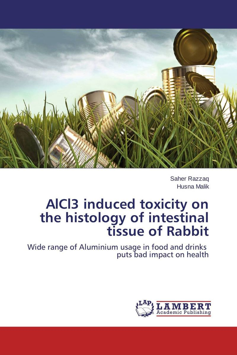 AlCl3 induced toxicity on the histology of intestinal tissue of Rabbit vinclozolin induced reproductive toxicity in male rats