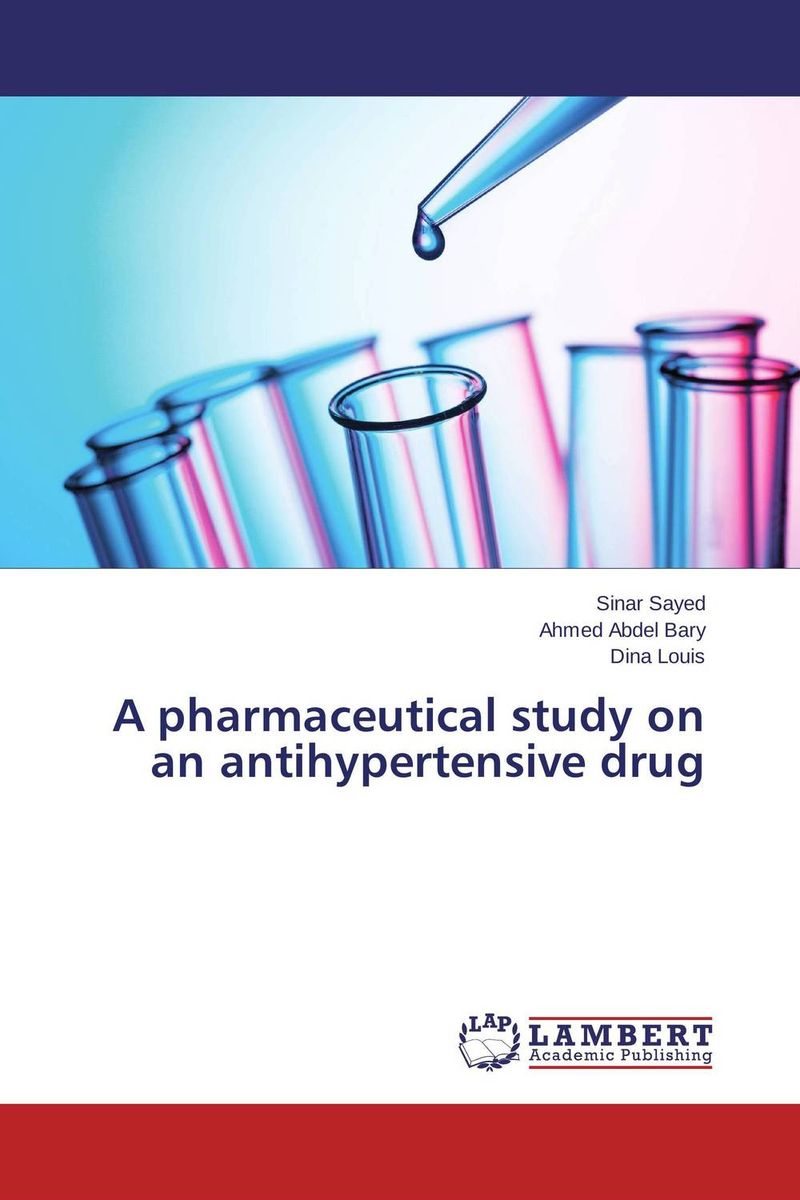 A pharmaceutical study on an antihypertensive drug alex avdeef absorption and drug development solubility permeability and charge state