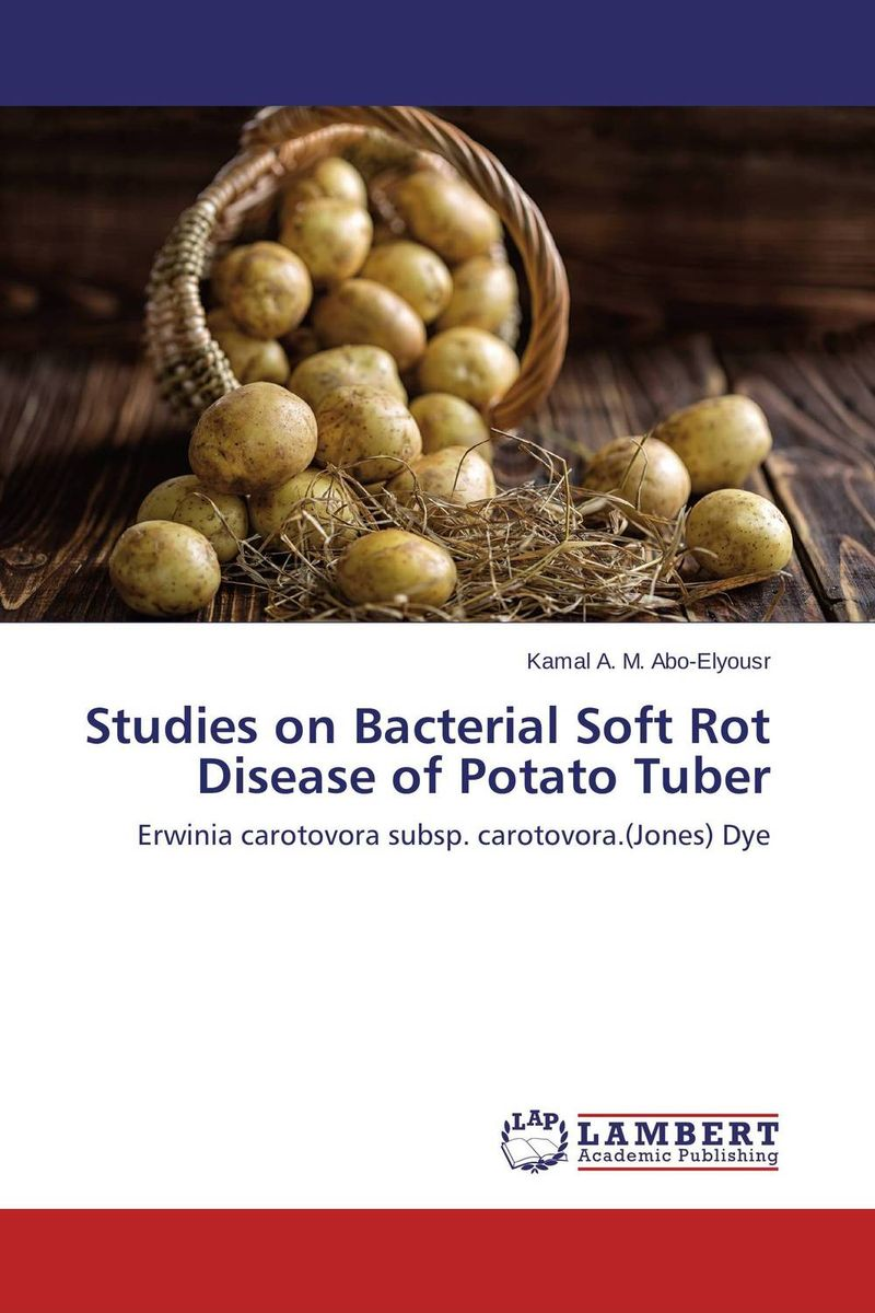Studies on Bacterial Soft Rot Disease of Potato Tuber analysis of bacterial colonization on gypsum casts