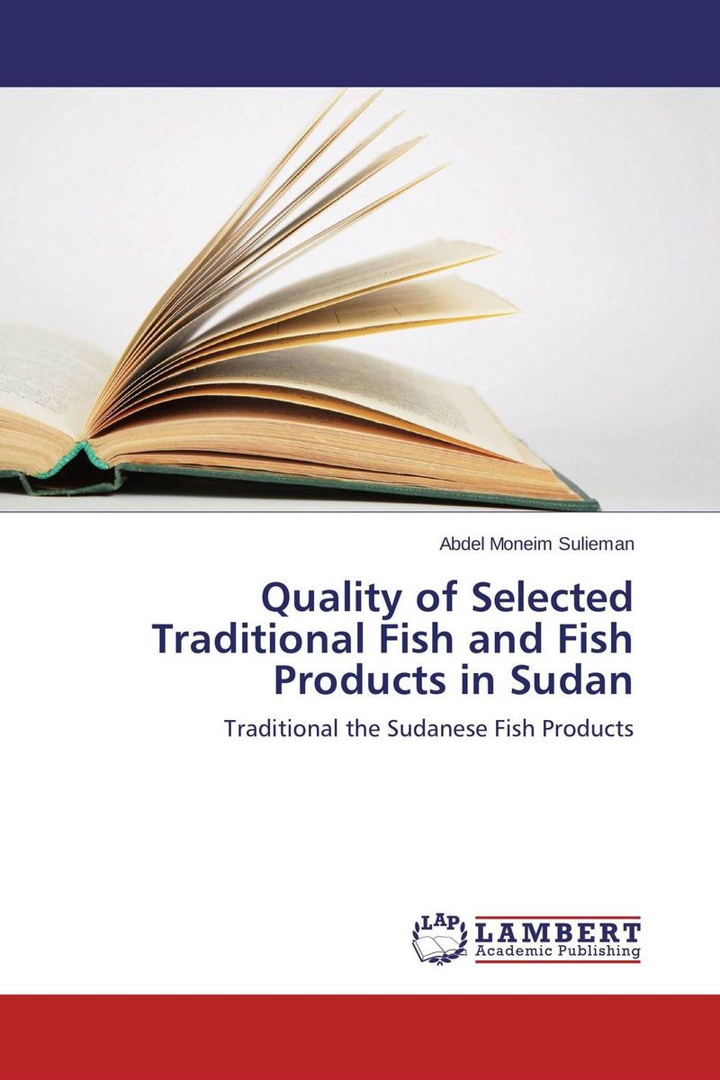 Quality of Selected Traditional Fish and Fish Products in Sudan phlebotomine sand flies of central sudan