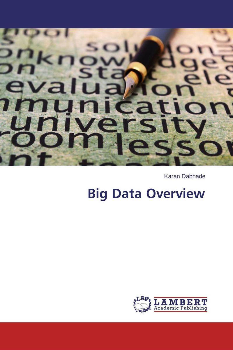 цена на Big Data Overview