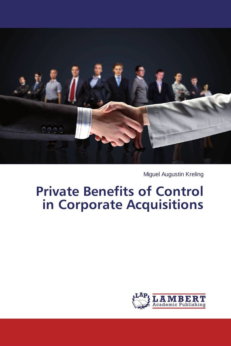 Private Benefits of Control in Corporate Acquisitions
