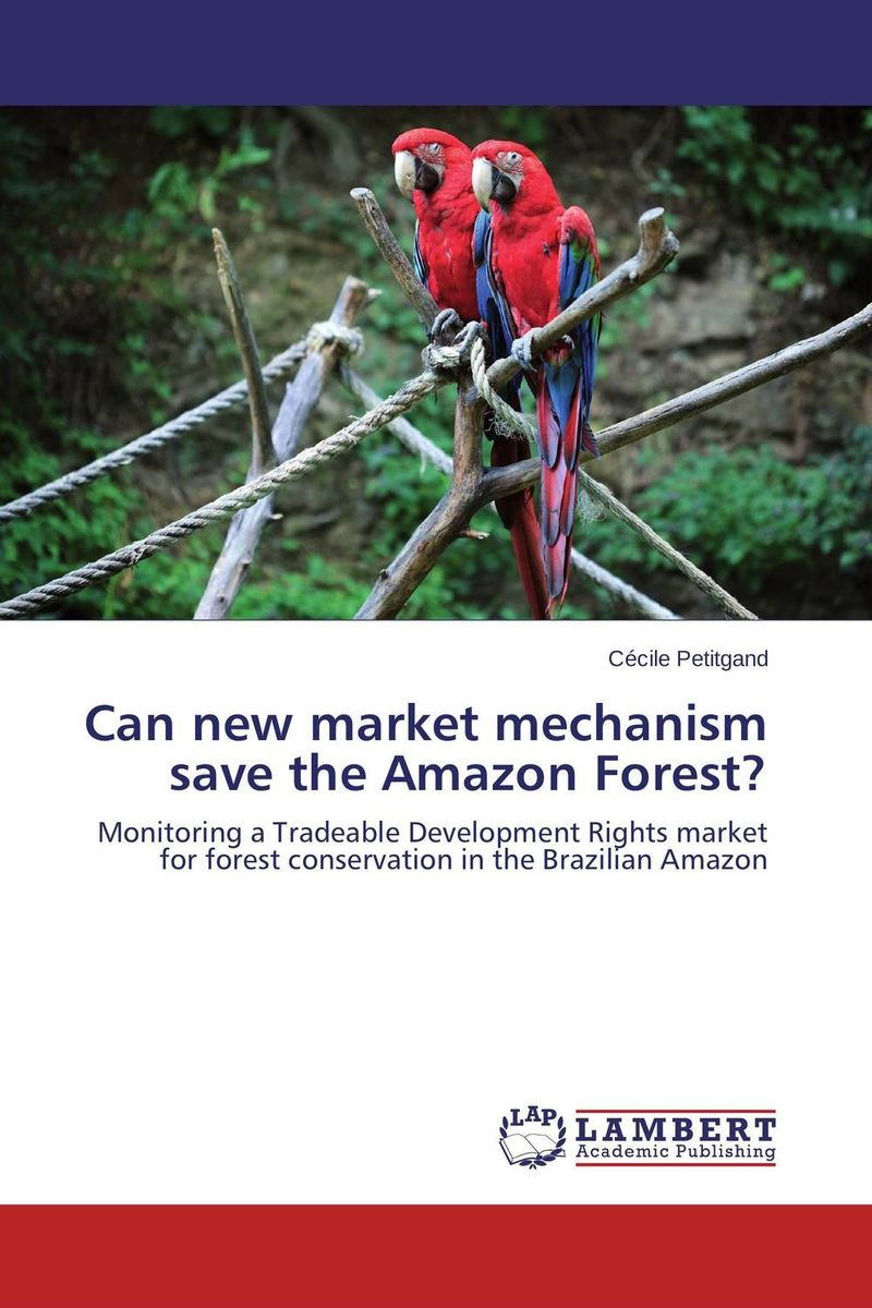 Can new market mechanism save the Amazon Forest? the role of evaluation as a mechanism for advancing principal practice