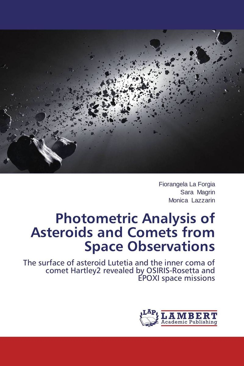 Photometric Analysis of Asteroids and Comets from Space Observations verne j journey to the centre of the earth