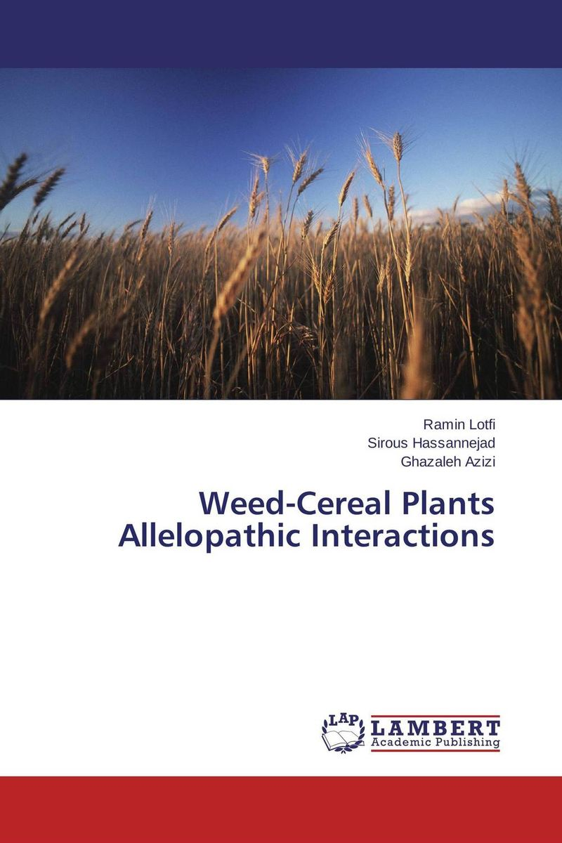 Weed-Cereal Plants Allelopathic Interactions studies on grafting in some vegetable crops