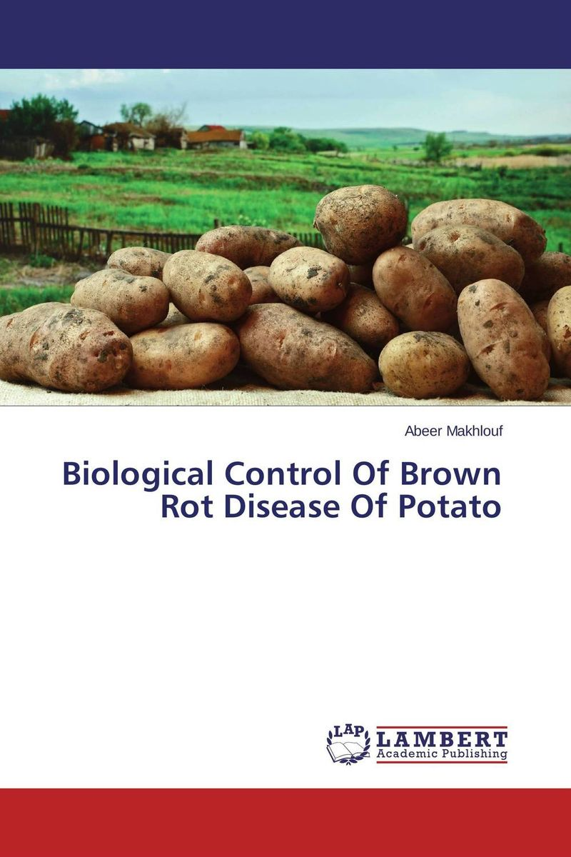 Biological Control Of Brown Rot Disease Of Potato production and purification of laccase from white rot fungi