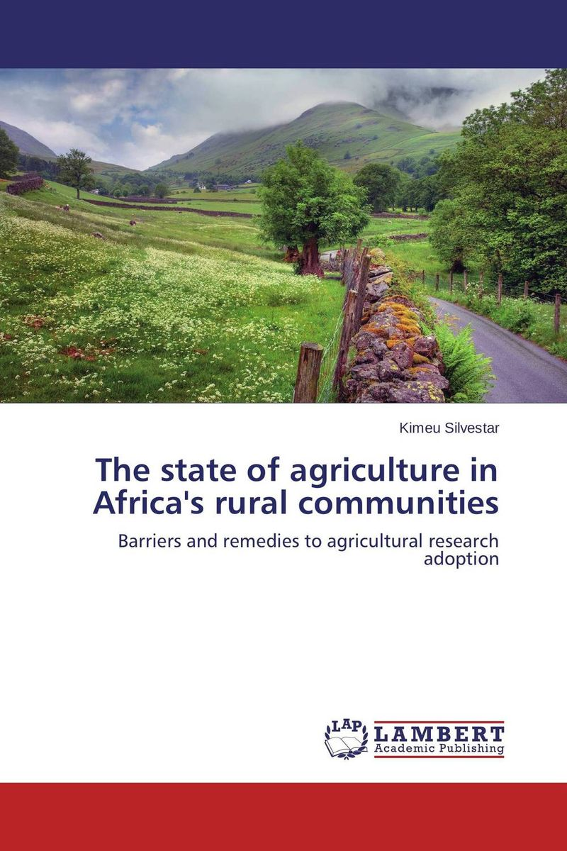 The state of agriculture in Africa's rural communities pastoralism and agriculture pennar basin india