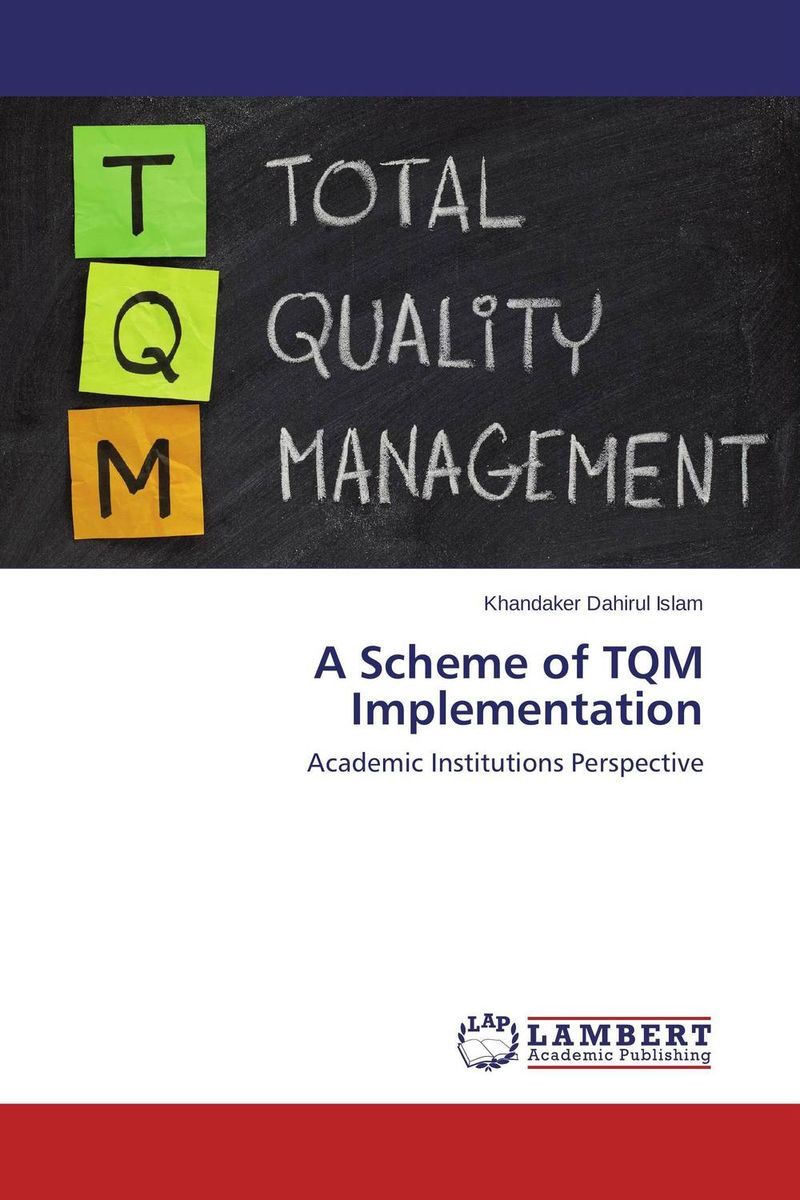 A Scheme of TQM Implementation tqm in engineering education
