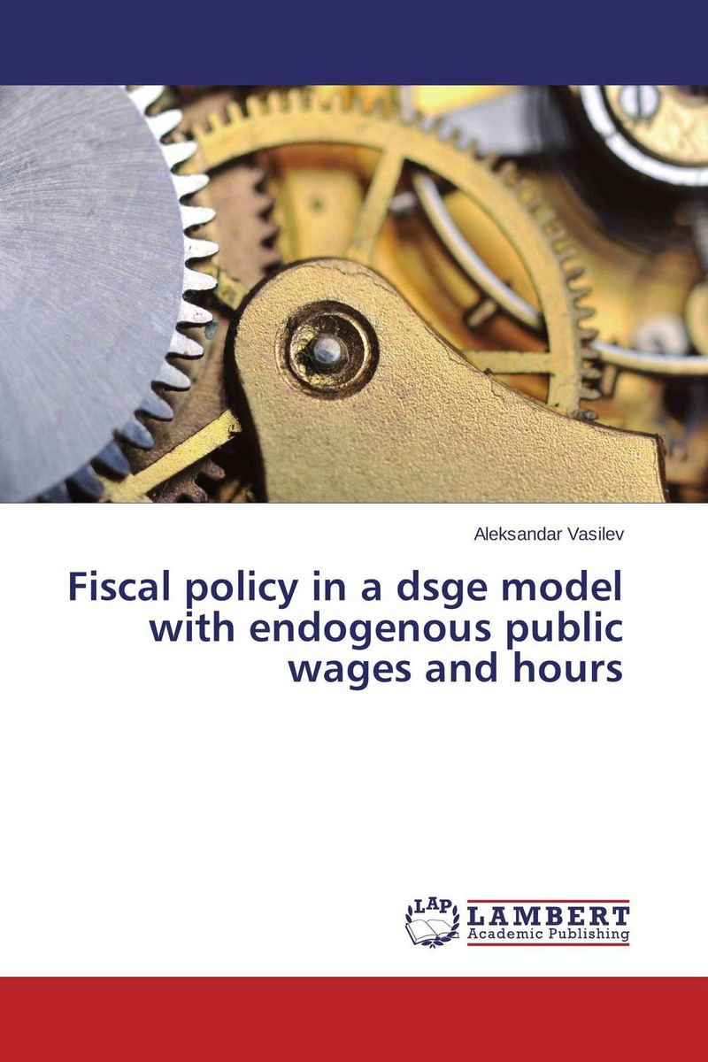 Fiscal policy in a dsge model with endogenous public wages and hours regional labor markets