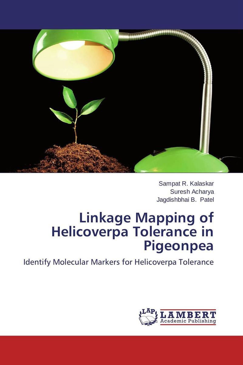 Linkage Mapping of Helicoverpa Tolerance in Pigeonpea mf2300 f2