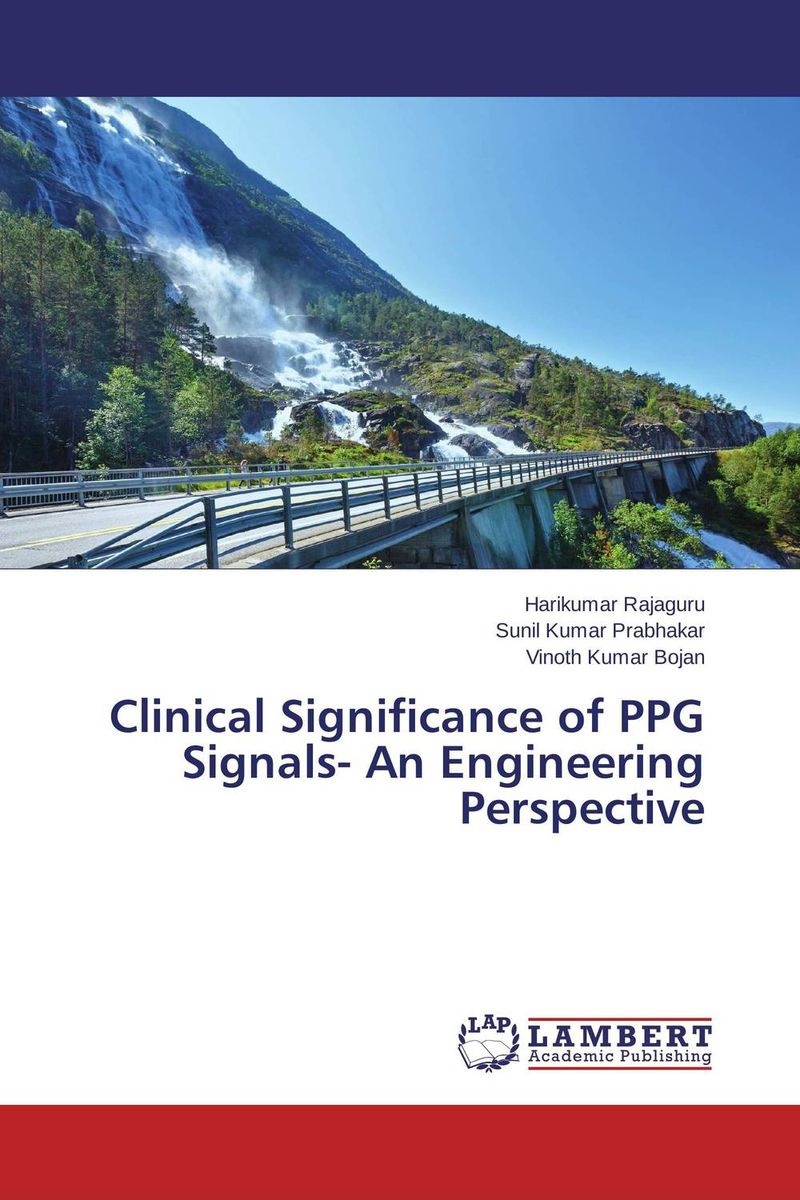 Clinical Significance of PPG Signals- An Engineering Perspective clinical significance of electro diagnosis in disc herniation