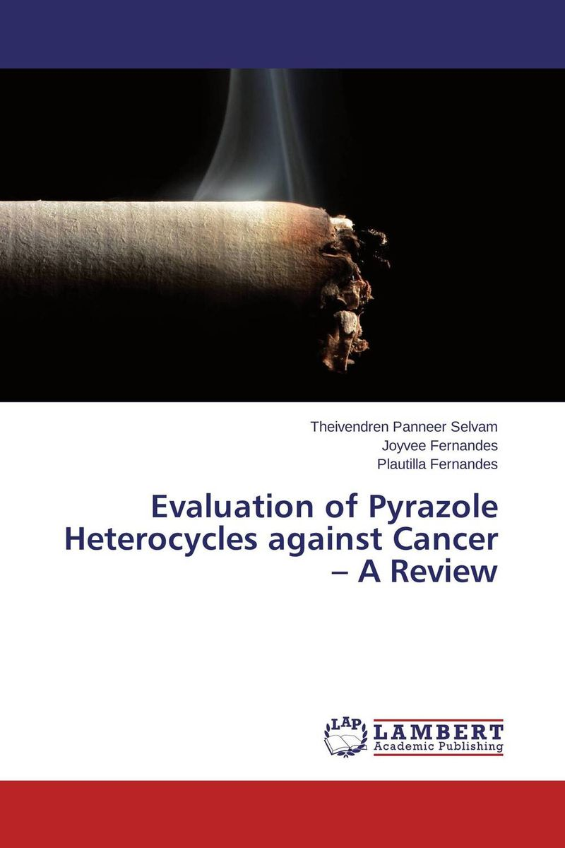 Evaluation of Pyrazole Heterocycles against Cancer – A Review theivendren panneer selvam s n mamledesai and fadte pooja rajaram alias fotto importance of quinazoline against cancer