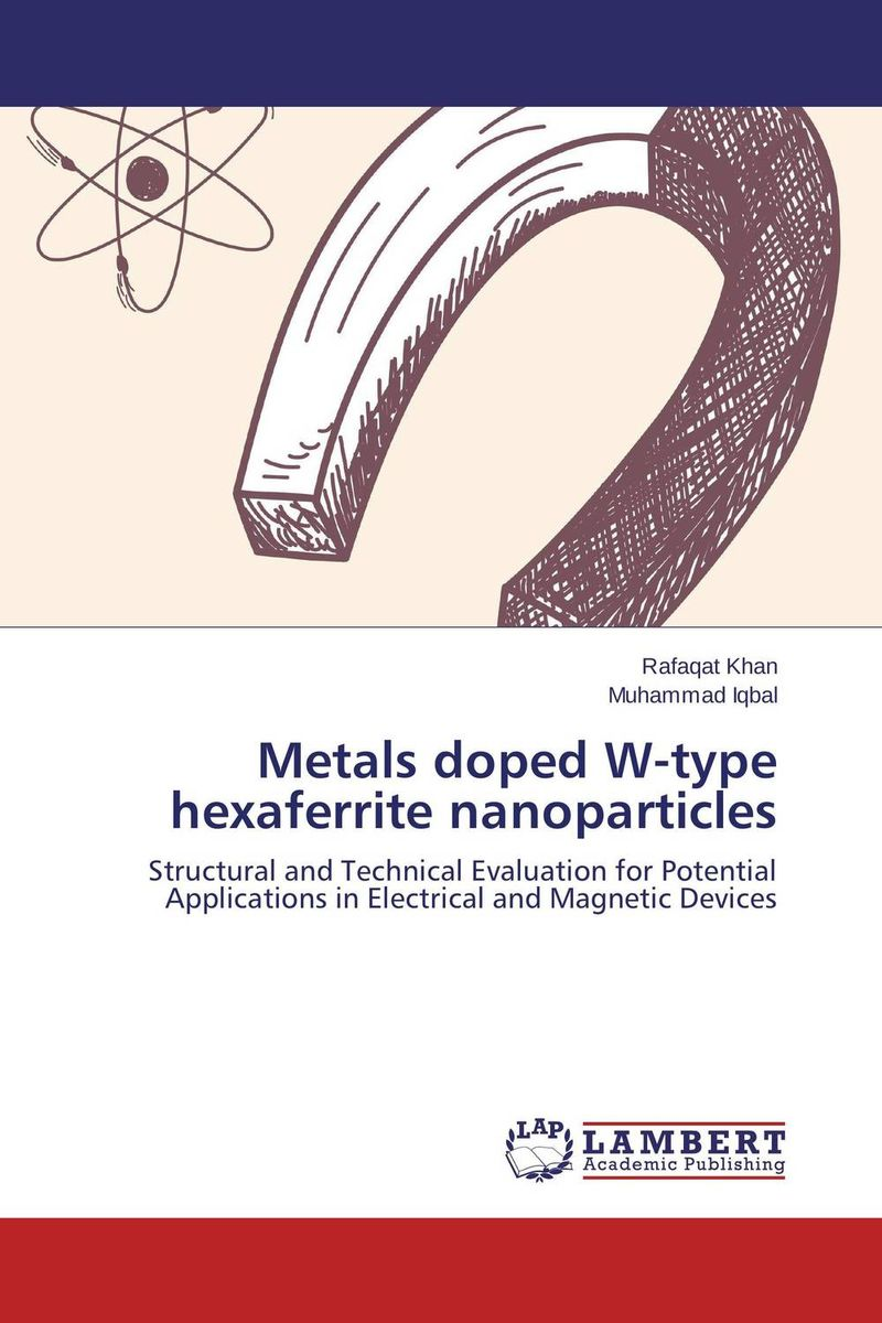 Metals doped W-type hexaferrite nanoparticles microwave imaging for security applications