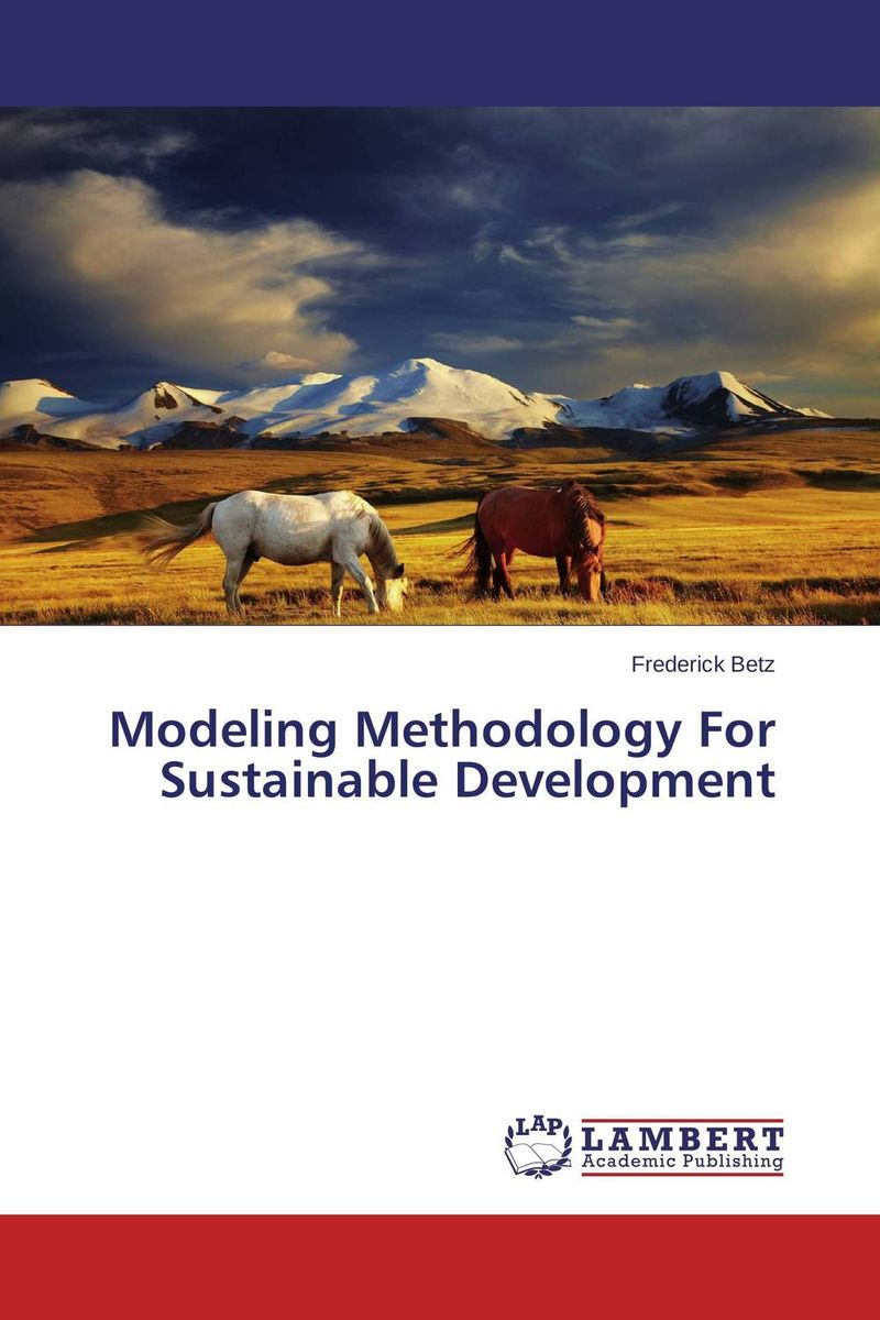Modeling Methodology For Sustainable Development legal systems of the contemporary world monograph