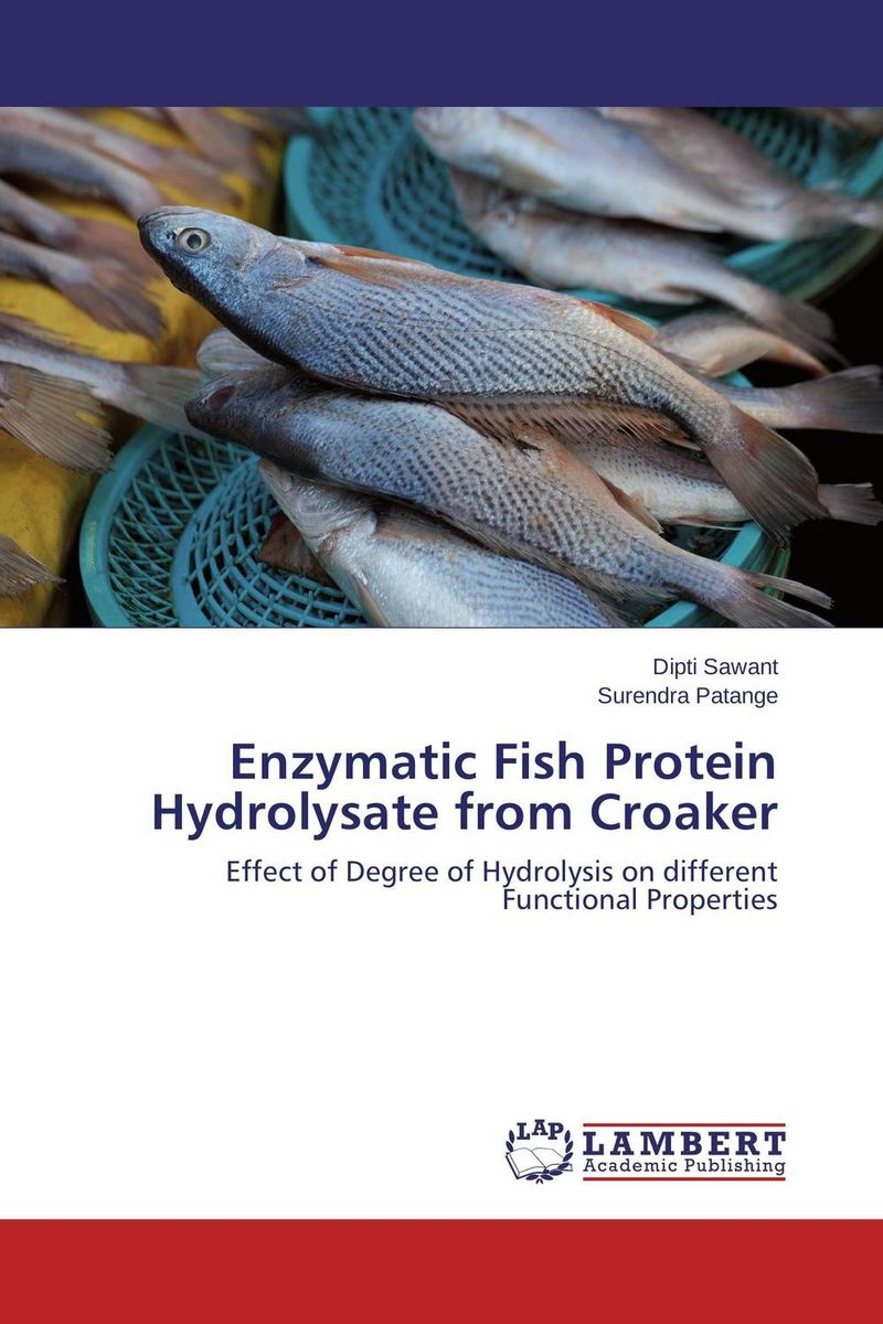 Enzymatic Fish Protein Hydrolysate from Croaker protein extraction from fern and its physicochemical properties