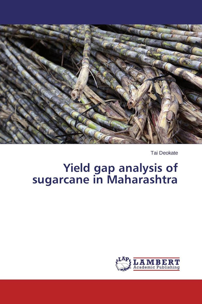 Yield gap analysis of sugarcane in Maharashtra лонгслив gap gap ga020ewvdq20