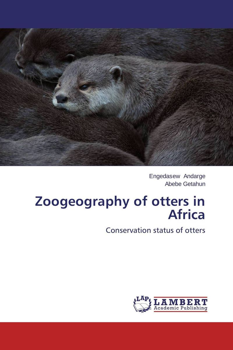 Zoogeography of otters in Africa south african mnes in africa
