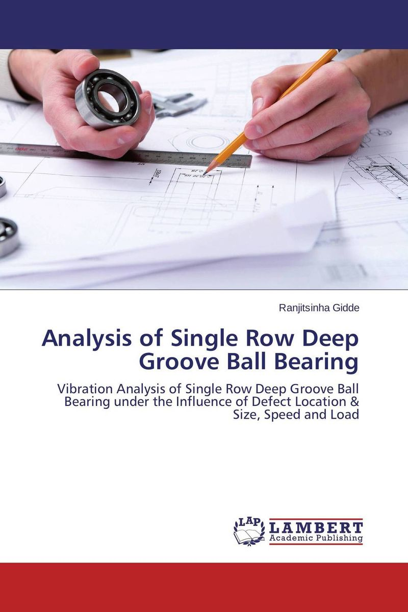 Analysis of Single Row Deep Groove Ball Bearing 6007rs 35mm x 62mm x 14mm deep groove single row sealed rolling bearing