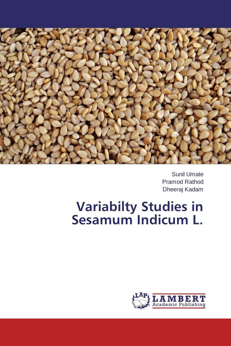 Variabilty Studies in Sesamum Indicum L. waugh in abyssinia